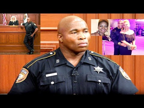 Texas TV Court Show Bailiff Arrested For Killing His Wife After Argument.