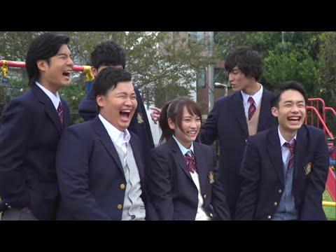 話題の川栄李奈タテ動画撮影風景/スマホアプリSimeji PR映像メイキング
