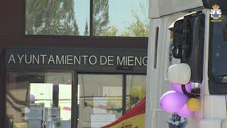 Campaña de recogida de alimentos del Ayuntamiento de Miengo