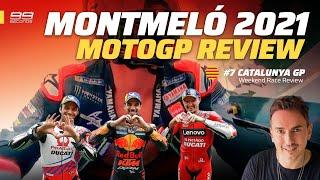 REVIEW MOTOGP MONTMELÓ 2021 ▶️ GP CATALUNYA by Jorge Lorenzo #99seconds