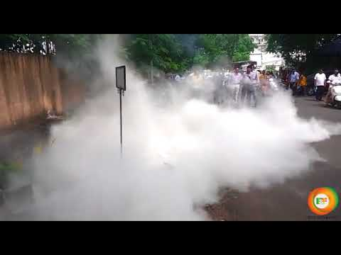 Automatic Fire Extinguisher Demo  | Energy & Fire | Fire1on1 | Pune