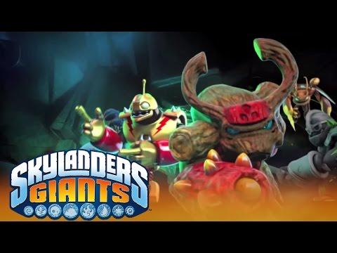Skylanders Giants - Game & Features Trailer - 0 - Skylanders Giants – Game & Features Trailer
