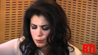 Katie Melua - Crawling up a hill en live dans les Nocturnes de Georges Lang sur RTL
