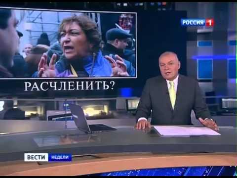 Предательница Альбац предлогает разделить Россию по Уральскому хребту