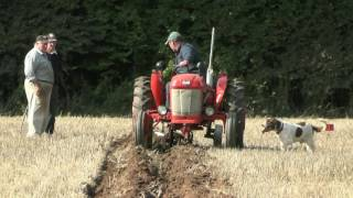 how to start ploughing