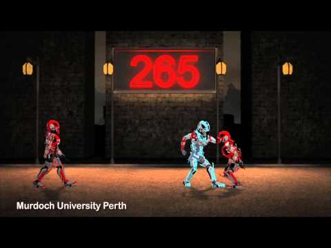Murdoch University Perth Games Art and Design
