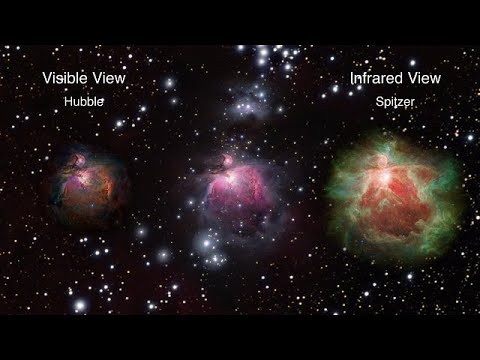3D journey through the Orion Nebula
