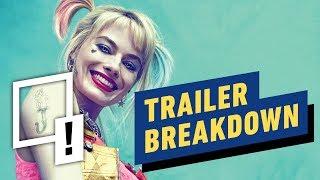 Birds of Prey Trailer Breakdown (Harley Quinn) - Rewind Theater
