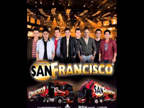 TAPA NA CARA MUSICAL SAN FRANCISCO