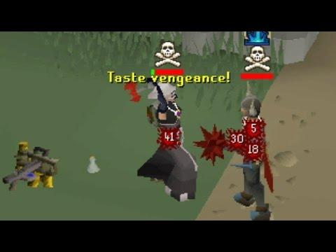 Maxed Void Dragon Thrownaxe PKing