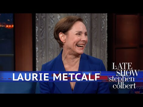 What Broadway's Laurie Metcalf Learned From Playing Hillary Clinton