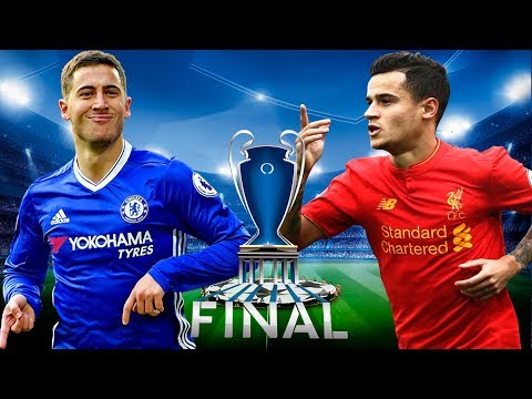 A GRANDE FINAL CONTRA O CHELSEA | FIFA 17 | MODO CARREIRA LIVERPOOL