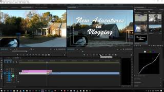 Adobe Premiere Pro Simple Title Intro Tutorial
