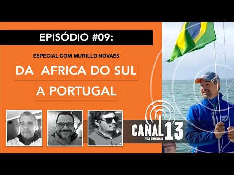 #09 - Da Africa do Sul a Portugal (com Murillo Novaes)