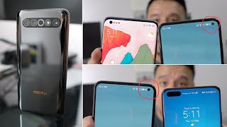 Meizu 17 Pro Unboxing + Hands-On: The Smallest Hole Punch; $600 Flagship