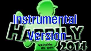 HAPPILy 2014 : Instrumental