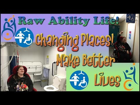 Changing Places! Make Better Lives! (9-3-18)
