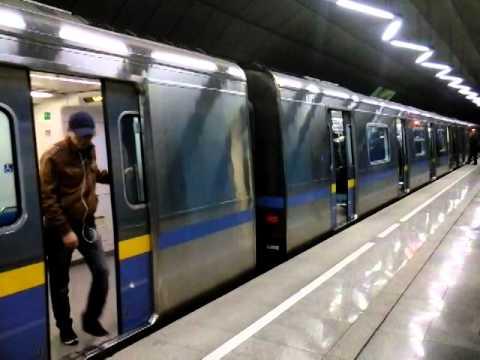 Almaty metro
