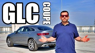 Mercedes-Benz GLC Coupe 2020 (PL) - test i jazda próbna