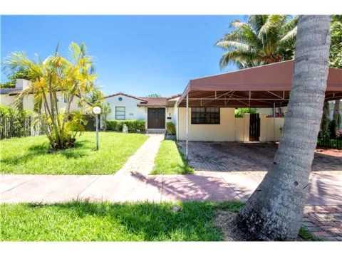 1180 Biarritz Dr,Miami Beach,FL 33141 House For Sale