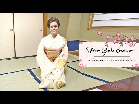 Kimicho: An American Geisha in Tokyo, Japan