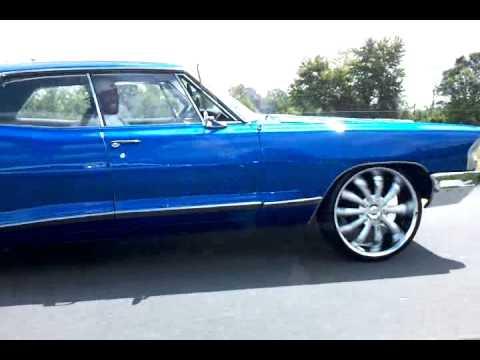 1965 pontiac starchief -WJIZ Adel Car Show (It's Like Candy)