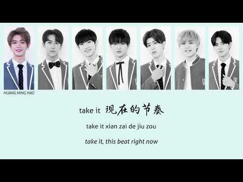 乐华七子NEX7 - Wait A Minute [nice Remix] 歌词 Lyrics (CHN/PINYIN/ENG)
