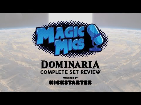 Dominaria Complete Set Review - White