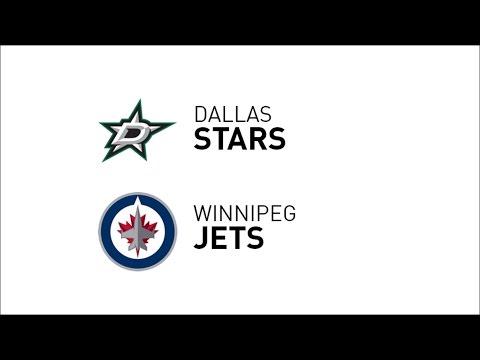 Recap: Stars 2, Jets 8 • Nov 8, 2016