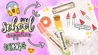 DIY SCHOOL SUPPLIES for Back to School 2018 ( INDONESIA )