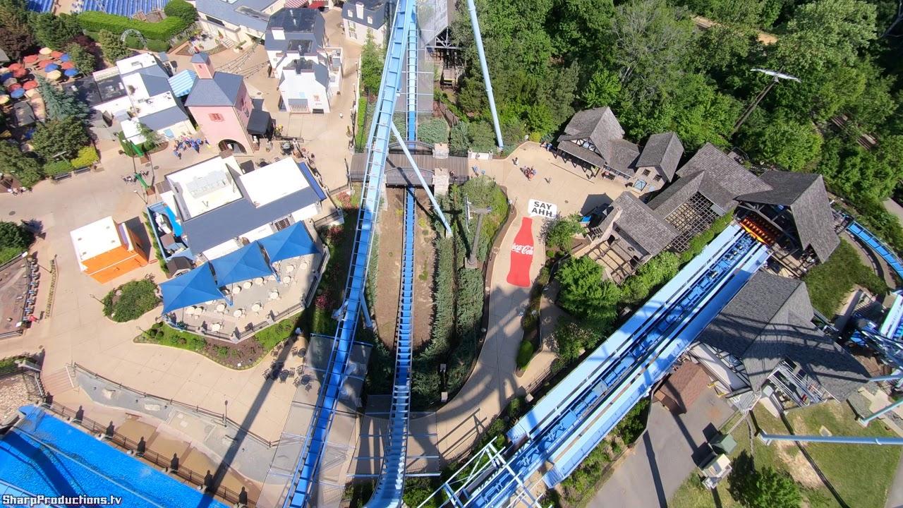 Griffon (4K On-Ride) Busch Gardens Williamsburg