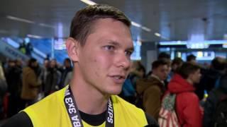 Дмитрий Smoove Кривенко, чемпион мира по слэм-данкам. Киев, 17/10/2016