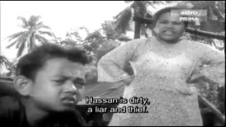Video P  Ramlee   Sarjan Hassan 1958 download MP3, 3GP, MP4, WEBM, AVI, FLV Juli 2018