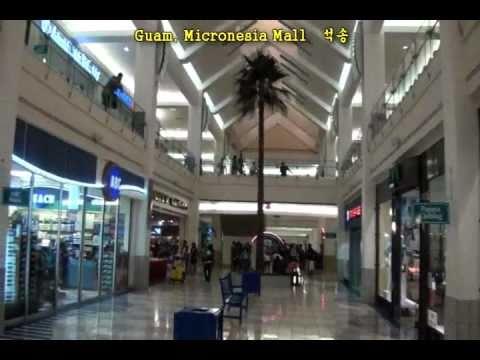 Guam, Micronesia Mall (괌,마이크로네시아몰)  석송