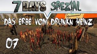 7 DAYS TO DIE SPEZIAL ★ Das Erbe ★ #07 Das Trio Infernale ★ Deutsch German Gameplay