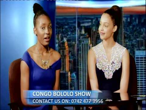 VOICE OF CONGO PRESENTE MISS CONGO UK 2016 EZA YA KOYINDA