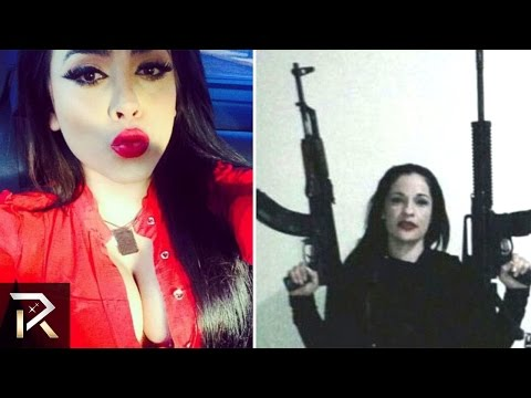 10 Most Dangerous Female Gangsters To Ever Live