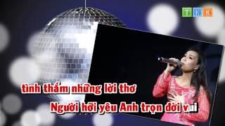 Tình Ngỡ Là Mơ - Cẩm Ly Karaoke Beat