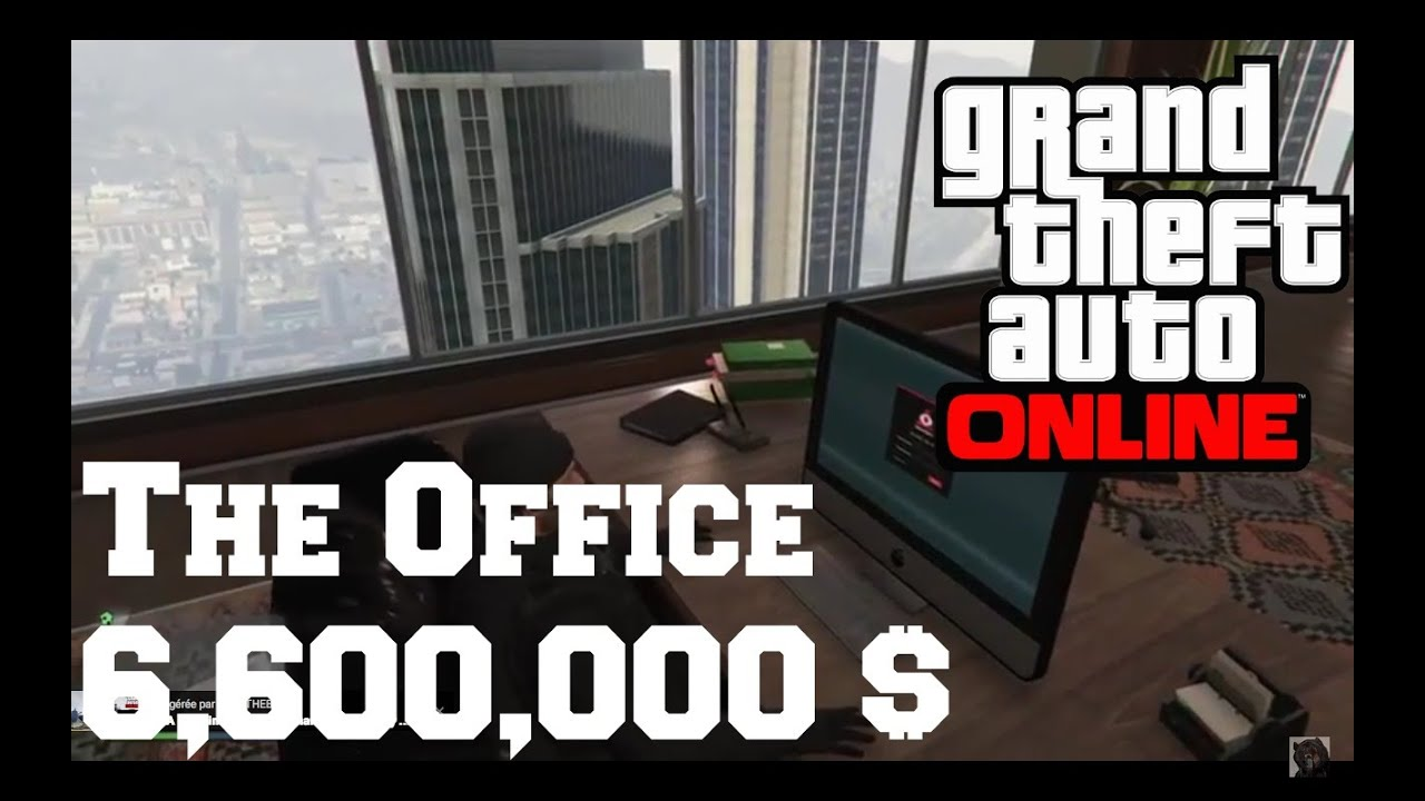 gta v online the office for 6600000 finance and felony dlc gta 5 gameplay buying 6600000 office space maze