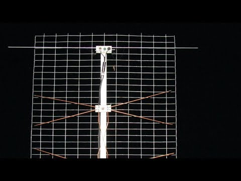 Build The All in 1 TV Antenna