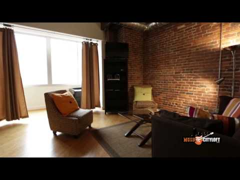 Nashville Vacation Rental - Music City Loft - Fancy