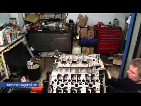 Сборка двигателя Mercedes M272 за 7 минут720p H 264 AAC