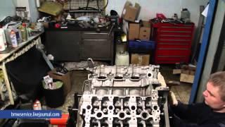 видео Двигатель Mercedes M272