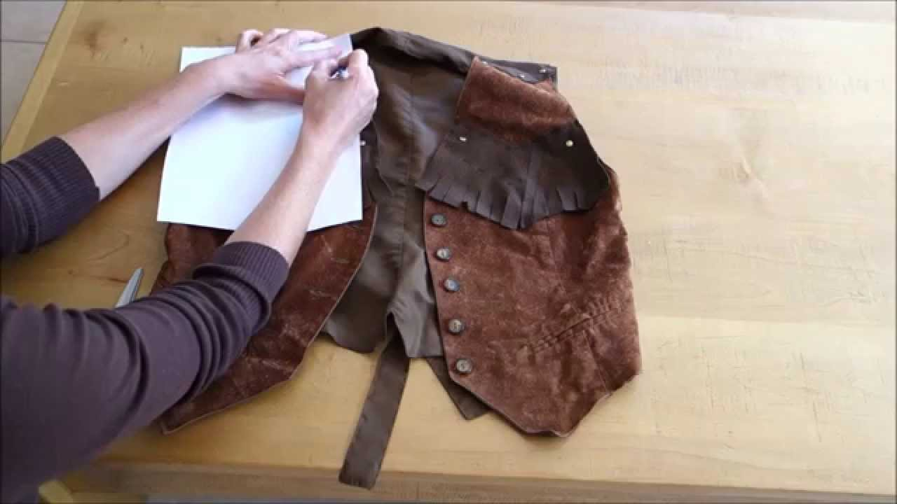 & Easy Cowboy/Cowgirl Costume - YouTube