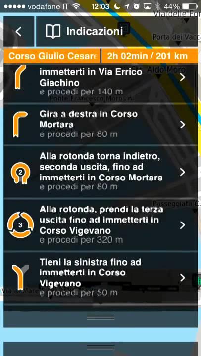 Tuttocittà Nav 11 Navigatore Offline 3d Con Mappe Italia