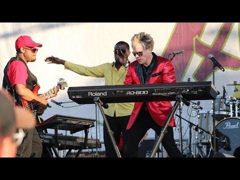 Brian Culbertson at the Gardena Jazz Festival (2017)