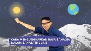 Gambar cover (Video Ruangguru) - ruangbelajar - Bahasa Inggris X SMA - Idioms that Express Happiness
