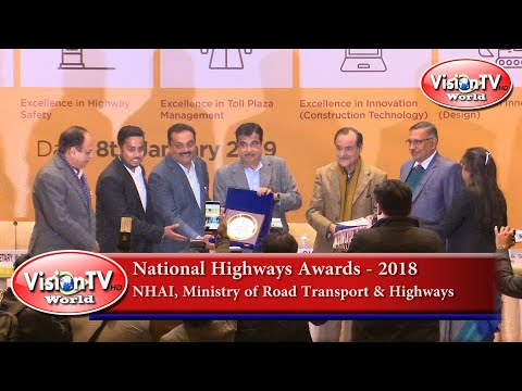 Ministry of Transport & Highways, NHAI presents Highways Awa