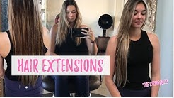 Tape in Hair Extensions   The Price & What You Don't Know