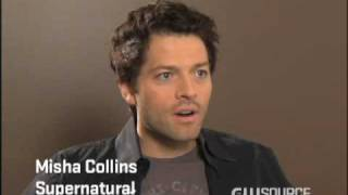 Supernatural 4: Misha Collins - Castiel